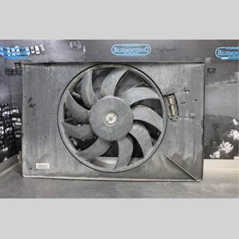 Kylfläkt El SAAB 9-3 Ver 2/Ver 3 08-15 2,0T BioPower Kombi 175hk 2008 12806031