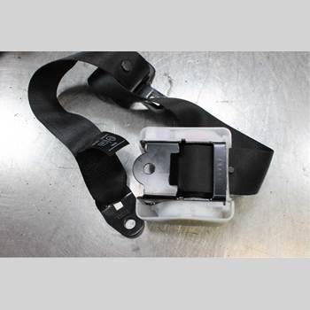 Säkerhetsbälte Mitten Bak SAAB 9-3 Ver 2/Ver 3 08-15 2,0T BioPower Kombi 175hk 2008 12765019