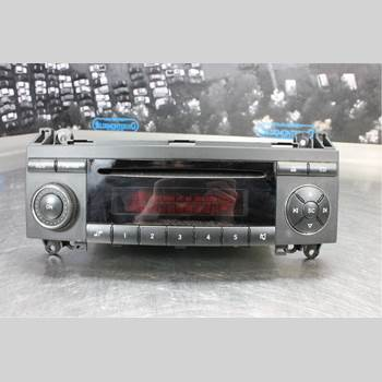 RADIO CD/MULTIMEDIAPANEL MB A-Klass (W169) 04-12 MERCEDES-BENZ A 150 2004 A1698200086012