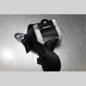 Säkerhetsbälte Mitten Bak SAAB 9-3 Ver 2/Ver 3 08-15 1,8T Biopower Kombi 150hk 2008 12765019