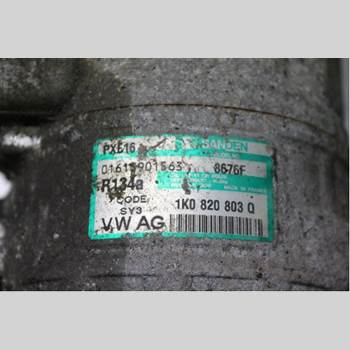 VW CADDY      04-10 1,9TDI Skåp 105hk 2005 1K0820803Q