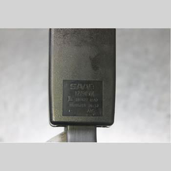 Säkerhetsbälteslås/Stopp SAAB 9-3 Ver 2/Ver 3 08-15 1,9TiD Kombi 150hk 2008 12794564