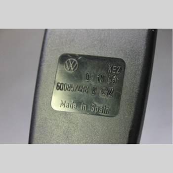 Säkerhetsbälteslås/Stopp SEAT IBIZA III   06-08 1.4i 16v 75HK 5dr CC-kaross 2006 6Q0857488B