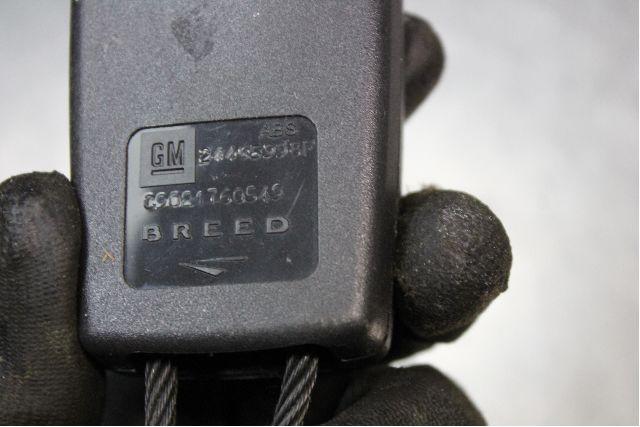 SÄKERHETSBÄLTESLÅS/STOPP till OPEL VECTRA C 2002-2005 VI 24465998F (0)