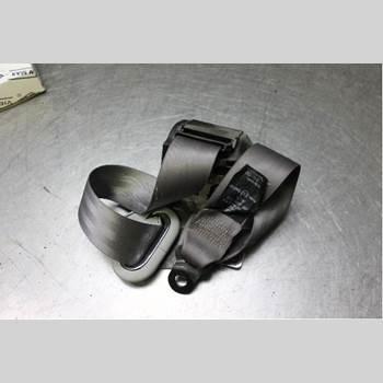Säkerhetsbälte Vänster Bak VW POLO 95-01 1,4i 75hk 3dr CC-kaross 2000 6N0857805AH