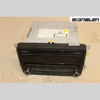 RADIO / STEREO   VW POLO 10-17  2012 5M0057186JX