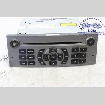CD Radio CITROEN C5     05-08 2,0 CITROEN C5KB 143 VTR 2005 6564 V1