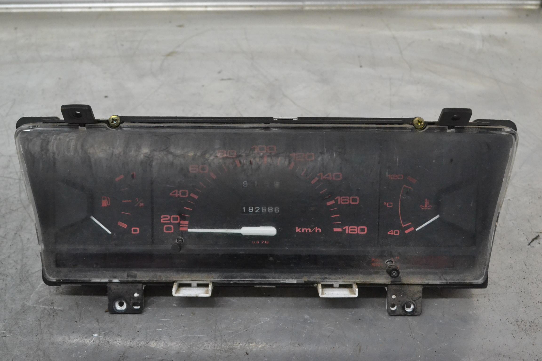 Kombi. Instrument till MAZDA B2000/B2200 1985- BE 257500-1922 (0)