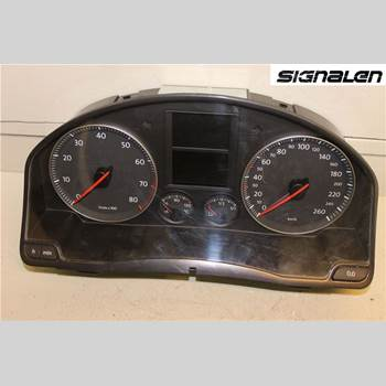 Kombi. Instrument VW JETTA V    06-10  2006 1K0920853A