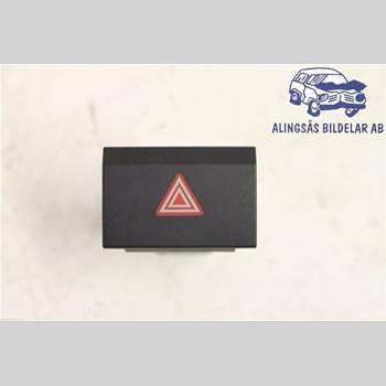 Strömställare - Varnings. AUDI A3/S4 05-13 3DCS 2,0TDI AUT SER ABS 2010