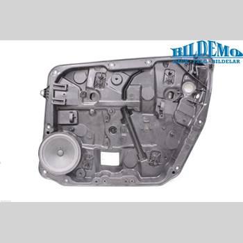 Fönsterhiss Elektrisk Komplett MB B-KLASS (W246) 12-18 MERCEDES-BENZ 180 CDI 2013 A2467300279