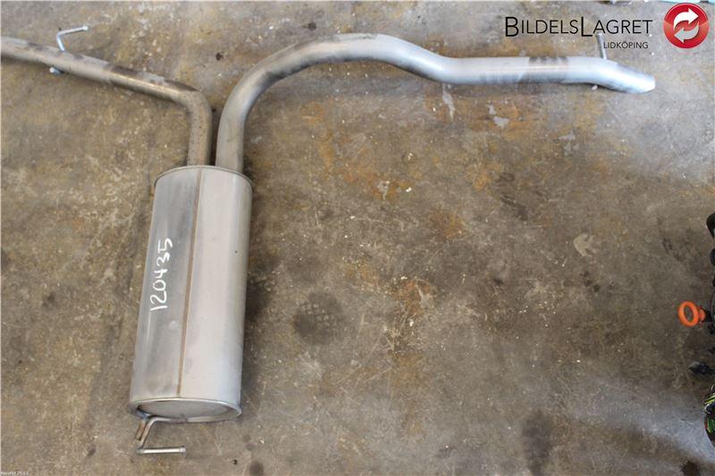 Avgassystem Komplett till NISSAN PRIMASTAR LI 2011000Q0A (0)