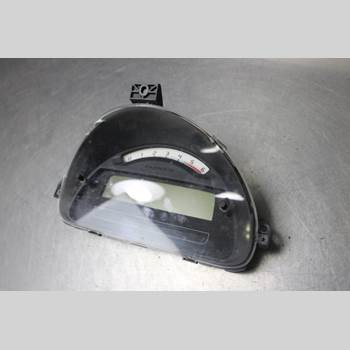 Kombi. Instrument CITROEN C3 05-10 1.6HDI 16v 109hk 5dr CC-kaross 2006 P9660225880D01