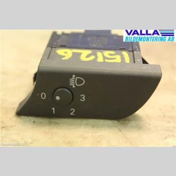 Strömställare Ljusviddsreglering AUDI A4/S4 01-05 AUDI A4 T 190HK AVANT KOMBI, 5D 2004 8E1919094