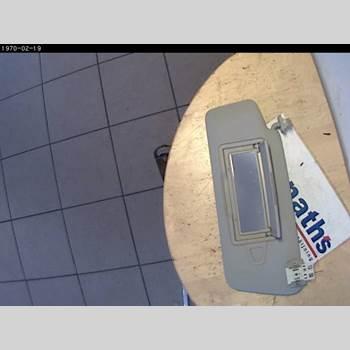 SOLSKYDD MB C-KLASS (W204) 07-15 220CDI 2008