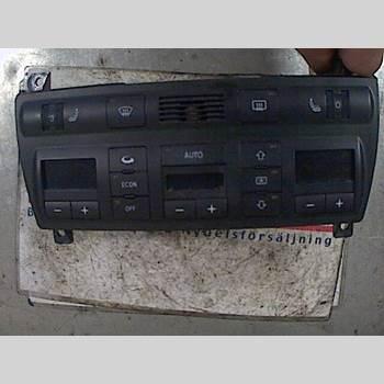Värmereglage AUDI A6/S6     97-05 1,8 2000 5HB00760418