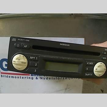 Radio NISSAN MICRA 2004