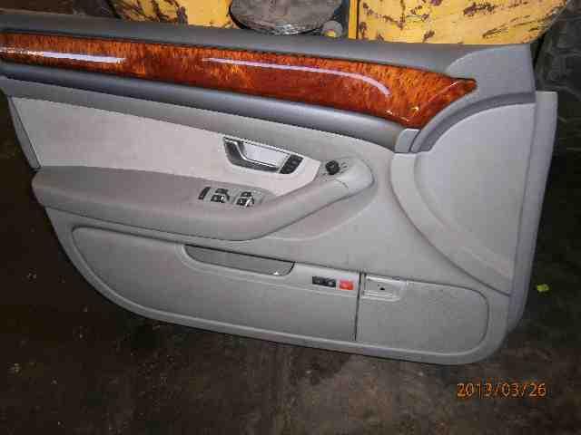 Dörrklädsel Vänster till AUDI A8/S8 4E 2002-2009 GF L246704 (0)