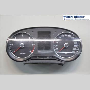 VW POLO 10-17 1,6TDI 2010 6R0920861DX