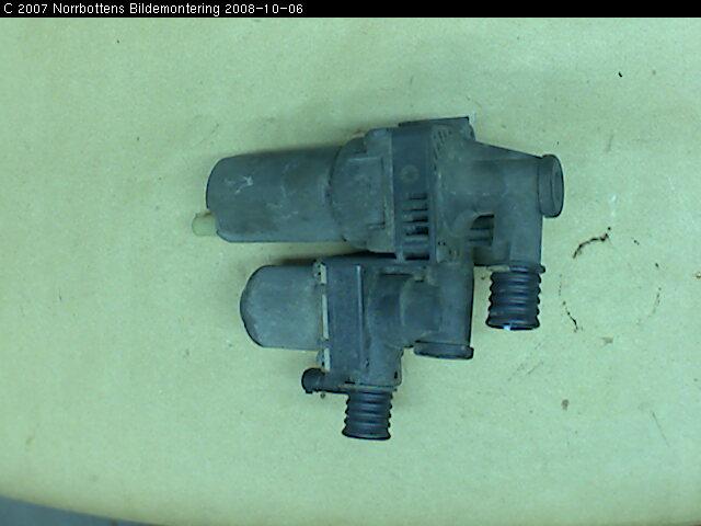 Värmeventil till BMW 3 E46 1998-2005 F 64118369807 (0)