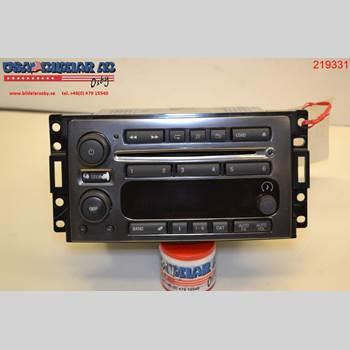 RADIO CD/MULTIMEDIAPANEL HUMMER H3 3,5 2006