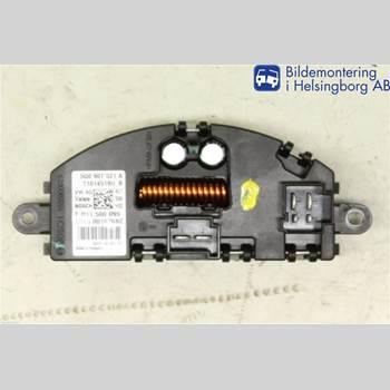 Värmefläktsmotstånd VW GOLF / E-GOLF VII 13-  GOLF 2013 5Q0907521E