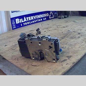 Låskista/Dörrlås CITROEN BERLINGO      -02 CITROEN BERLINGO SKÅP 1, 1999