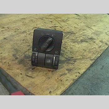 STRÖMSTÄLLARE LJUS OPEL CORSA C    00-06 OPEL CORSA 5D 1.2 PLUS 2004