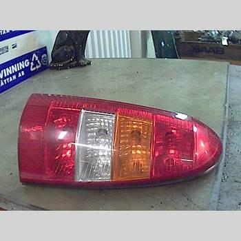 Bakljus Vänster OPEL ASTRA G 98-03 OPEL ASTRA KOMBI CDX 1999