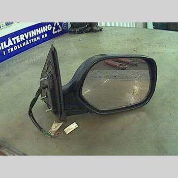 Spegel Yttre El-justerbar Höger TOYOTA YARIS VERSO  00-05 TOYOTA YARIS VERSO 1,3 2005