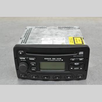 RADIO CD/MULTIMEDIAPANEL FORD GALAXY     00-06 GALAXY 2005 M007477