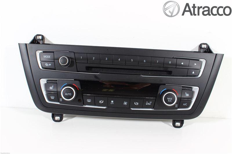 AC Styrenhet AC Manöverenhet till BMW 3 F30/F31/F80 2012-2019 Y 64119320341 (0)