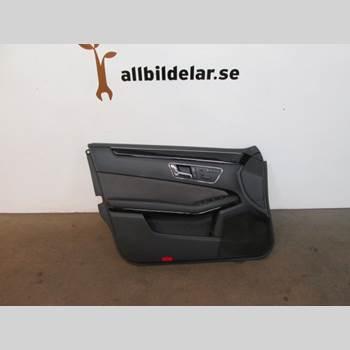 Dörrklädsel - Vänster MB E-KLASS (W212) 09-16 MERCEDES-BENZ 212 2011 A2127200370