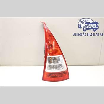 Bakljus Vänster CITROEN C3 05-10 5DCS 1,4i 5VXL SER ABS 2006 6350 X5