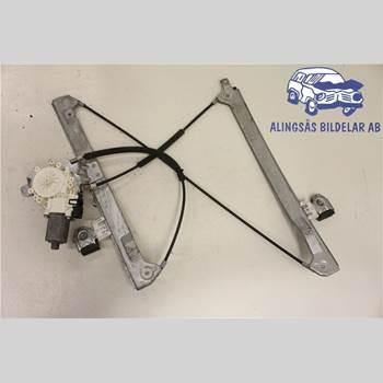 Fönsterhiss Elektrisk Komplett SMART FORFOUR 04-06 5DCS 1,3i16V 5VXL SER ABS 2005