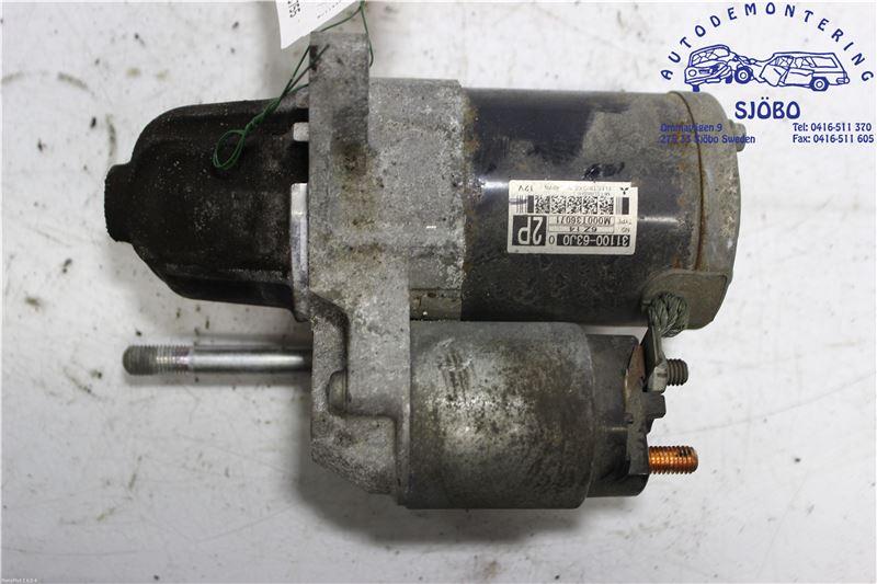 Startmotor till SUZUKI SWIFT 2005-2010 TT M000T36071 (0)