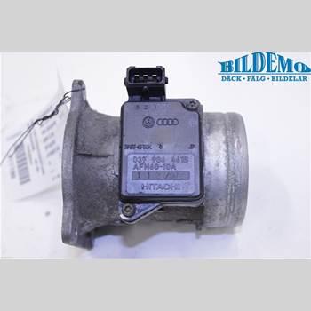Inj.Luftmassamätare VW SHARAN      96-00 SHARAN (I) 1998 037906461BX