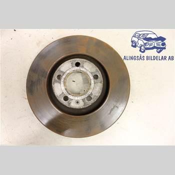 Bromsskiva Fram AUDI A4/S4 99B-00 5DCBI 2,7 S4 6VXL 4*4 SER ABS 1999