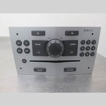 RADIO CD/MULTIMEDIAPANEL OPEL CORSA D 07-14 OPEL 2011 13357124