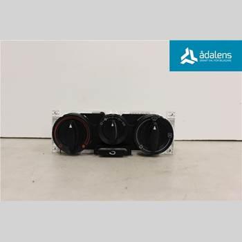Värmereglage SEAT TOLEDO 1M   99-04 SEAT TOLEDO 1,8 20V 1999 1M0820045C