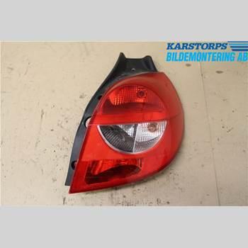 RENAULT CLIO III  06-09 1,2i 16V 2006 8200459960