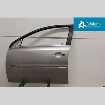 Dörr Vänster Fram OPEL VECTRA C 02-05 RA GTS 2.2 ELEG 2003 P124083