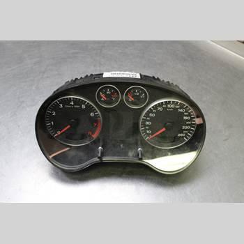INSTRUMENT KOMB. AUDI A3/S4 05-13 1,6FSI 116hk 2005 8P0920900G