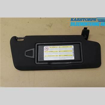 SOLSKYDD MB C-KLASS (W204) 07-15 C180 CGi BlueEFFICIENCY AMG AV 2012 A2048104610