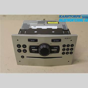RADIO CD/MULTIMEDIAPANEL OPEL CORSA D 07-14 1,3 CDTi ENJOY ECOFLEX 2008 6780579