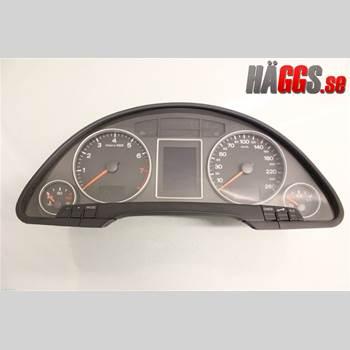 AUDI A4/S4 05-07 A4 (8EC/8HE) Quattro 2005 8E0920901GX