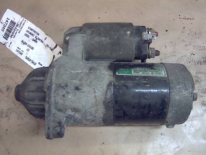 Startmotor till HYUNDAI ELANTRA 2000-2003 MD 36100-23100 (0)