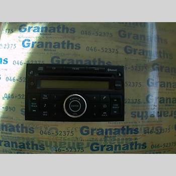 CD Radio NISSAN NOTE E11 06-14 NISSAN E11 2011 PN3001PB