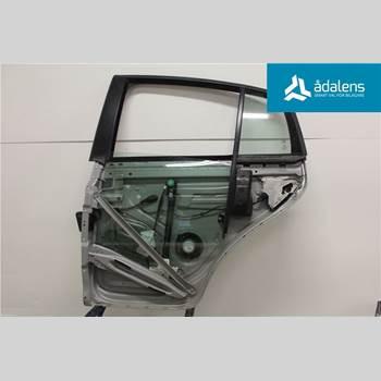 DÖRR BAK VÄNSTER VW GOLF PLUS/CROSS GOLF 04-14 GOLF PLUS TSI 140 2007 5M0833301M