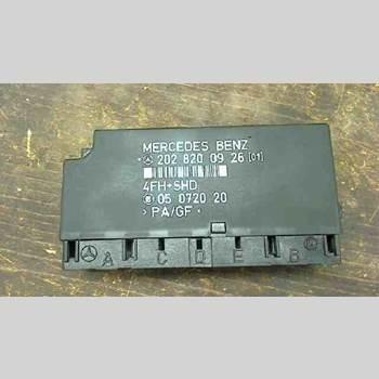 Styrenhet Övrigt MB C (W202) 94-00 MB C220 1994